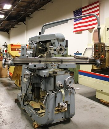"1979 63"" Table 10HP Spindle"