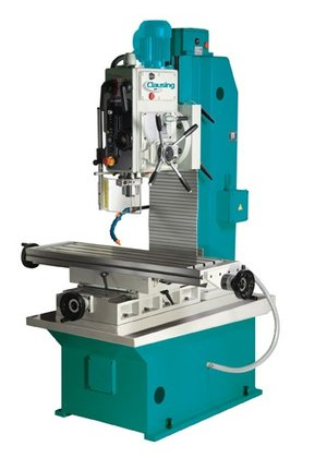 2HP Spindle Clausing BF35RS DRILL