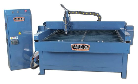 Baileigh PT-44 CNC PLASMA CUTTER,