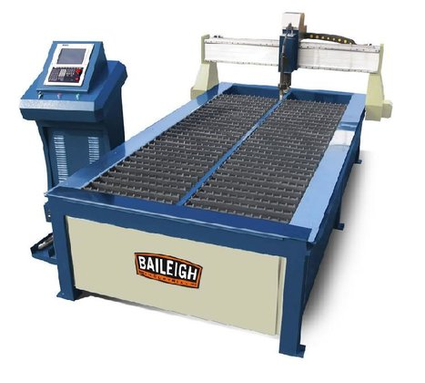 Baileigh PT-510HD CNC PLASMA CUTTER,