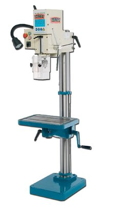 1.5HP Spindle Baileigh DP-1000G DRILL
