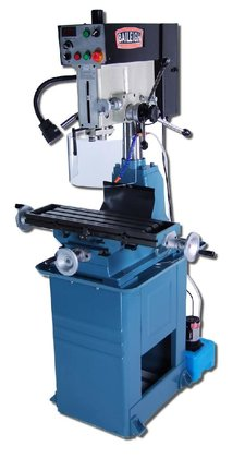 "28.75"" Table 2HP Spindle Baileigh"
