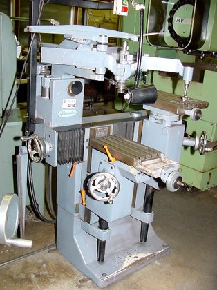 1985 Alexander D380 ENGRAVING MACHINE,