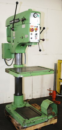 """1984 27"""" Swing 4.6HP Spindle"""