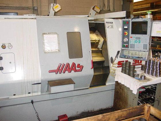 2001 Haas SL-30T CNC LATHE,