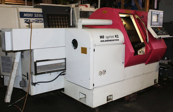 2000 Gildemeister MF Sprint 42