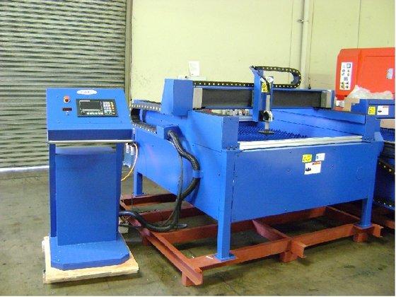 GMC PT-0404/105A CNC PLASMA CUTTER,