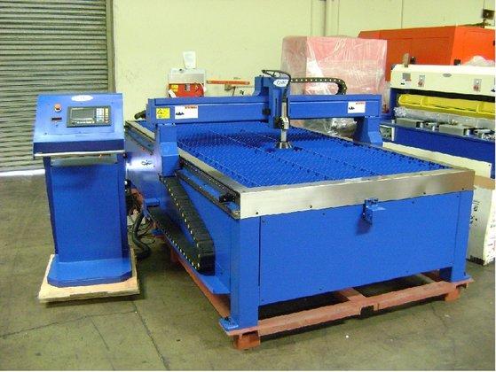GMC PT-0510/85A CNC PLASMA CUTTER,