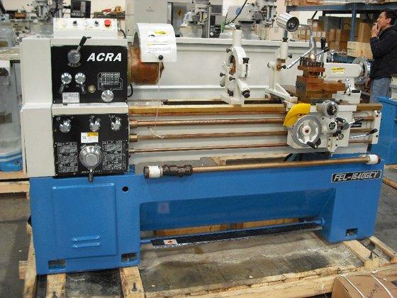 Acra 1640/1660 GCY Precision Engine