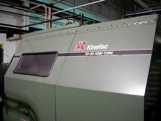 1996 KINEFAC Model TD-30 Kine-Turn