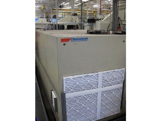 1999 Transor 18390/1-5000-S Filtration System