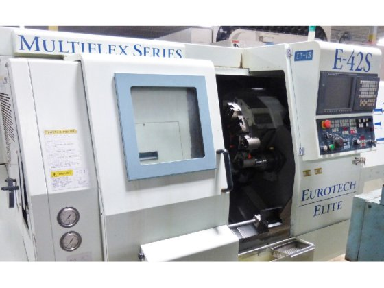 2001 Eurotech Elite Multiflex Series