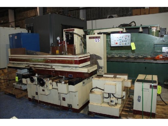 CHEVALIER FSG1640AD AUTOMATIC SURFACE GRINDER