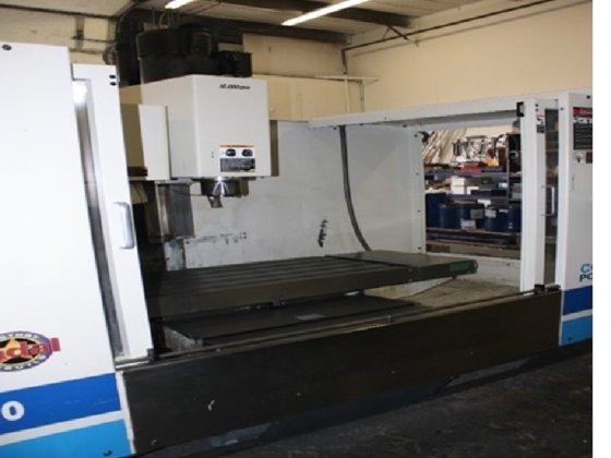 2003 Fadal 4020 3 Axis Cnc Vertical Machining Center In