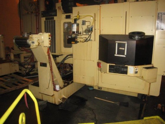 2001 Makino V55 Vertical Machining