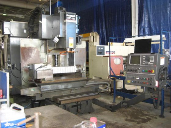 1993 Monarch CNC Mill with