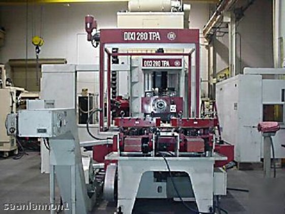 1990 Dixi CNC Horizontal Machining