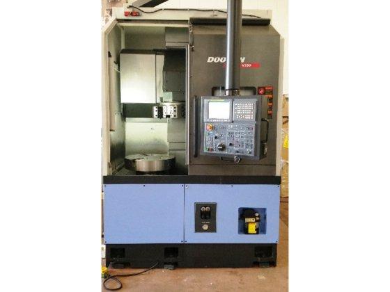 2012 Doosan V550 CNC Vertical