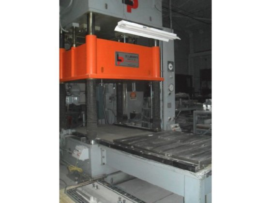 St Lawrence 100 Ton Hydraulic