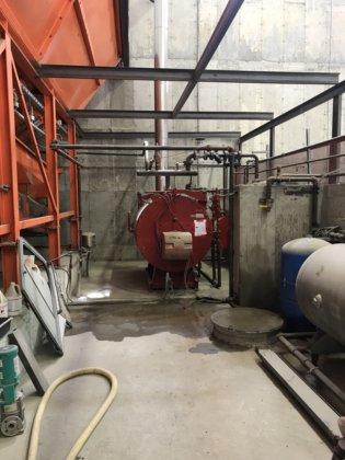 Advanced Concrete Technologies 30 cu  meter per hour