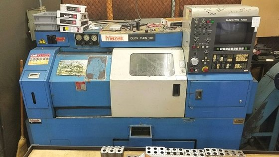 1994 MAZAK QUICK TURN 18N (Parts Machine) in Fort Mill, SC, USA