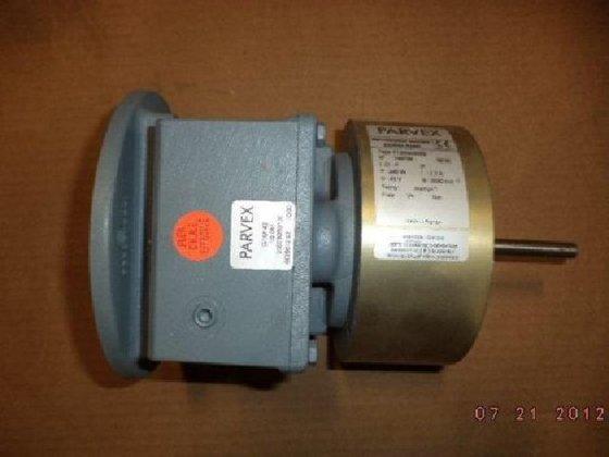 Parvex GTM 42 Servomotor in