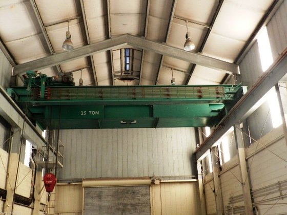 1971 Whiting 25 Ton Overhead