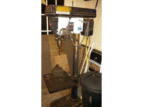 2000 Jet Drill Press, Model