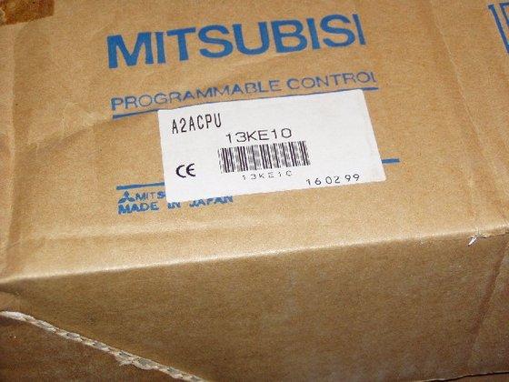 Mitsubishi A2ACPU PLC CPU Module