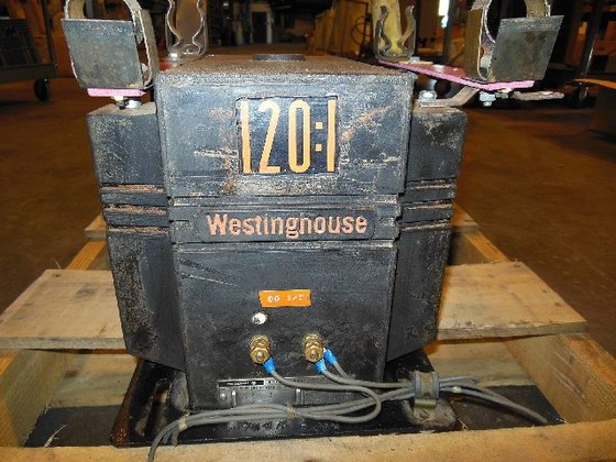Westinghouse Type PTM Potential Transformer