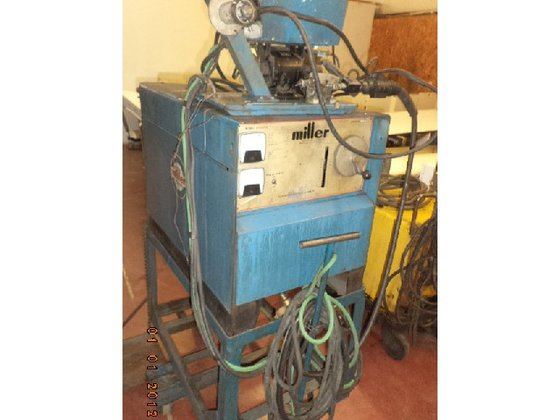 Millermatic CP-250TS MIG Welder with