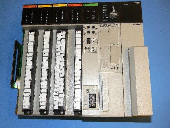 Omron C500 Series Complete PLC