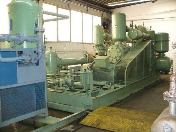 1997 ABC 4HP-4-LT 42bar Compressor