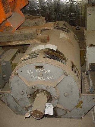 Slip Ring Motor EE RMAS400