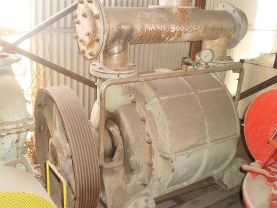 Vacuum Pumps NASH CL3002 in
