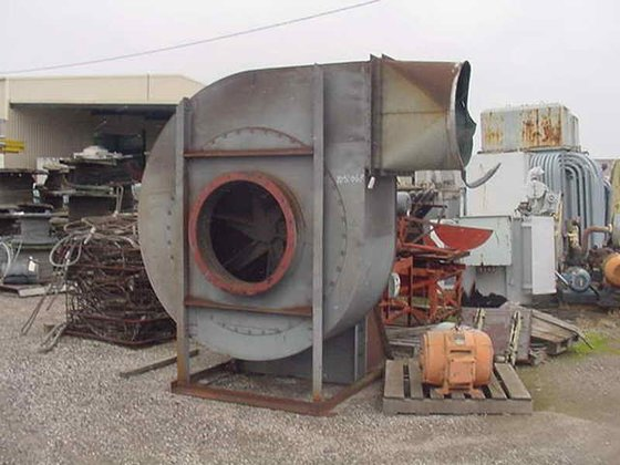 Dust Fan STURTEVANT 433M in