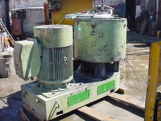 High Speed Mixer SUPERMIXER 300
