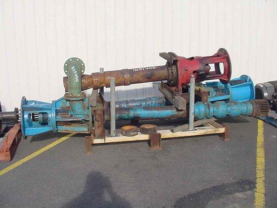 Axial Turbine Pumps K&L GG