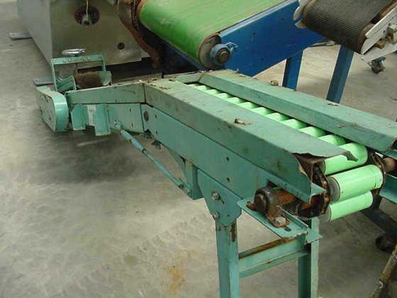 Roller Conveyor Mild Steel in