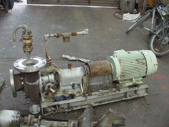 Process/Stainless Steel Pumps MARUSHICHI SL-C150