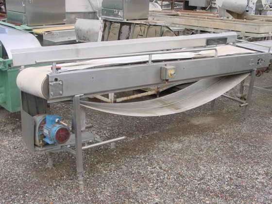 SS Conveyor stainless steel in