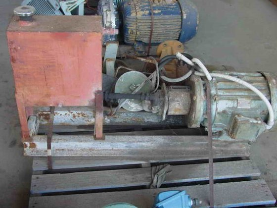Hydraulic Power Packs PLESSY 2H24CX
