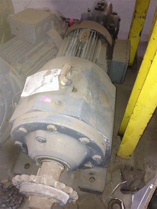 SEW 7.5kw 57 rpm in