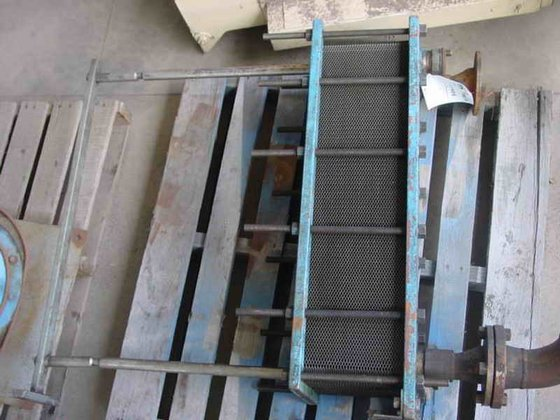 SS Plate Heat Exchanger HEAT