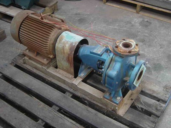Centrifugal Pumps REGENT 40-200-BSIV in