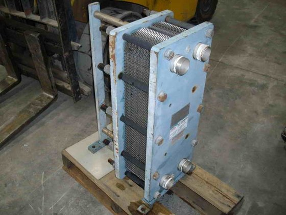 Plate Heat Exchanger REHEAT 12