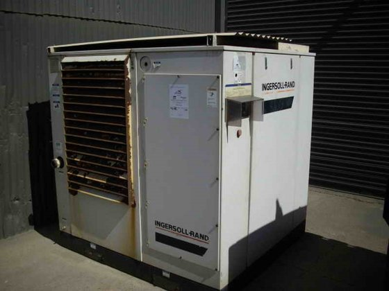 Air Compressor INGERSOLL RAND SSRXP