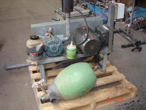 Vacuum Pumps WESTFALIA MP 130