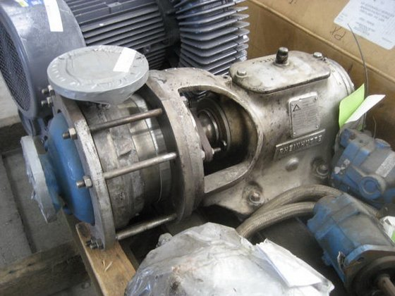 Process/Stainless Steel Pumps FRIATECH RCE50-200DWZH