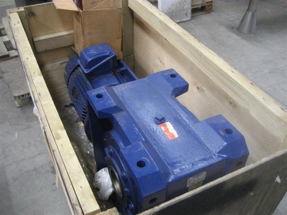 Geared Motor RENOLD PH 80